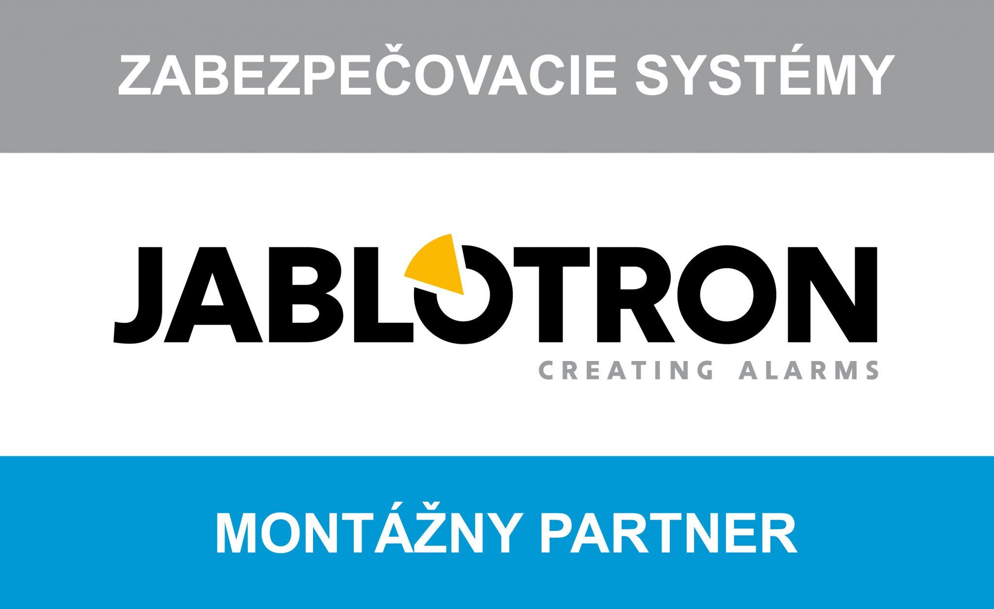 Zabezpečovaci system jablotron