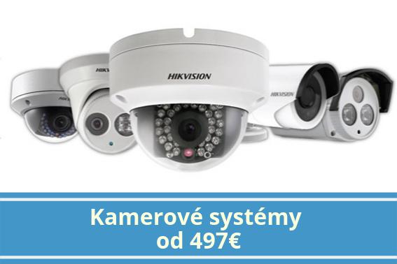 Kamerový systém Hikvision