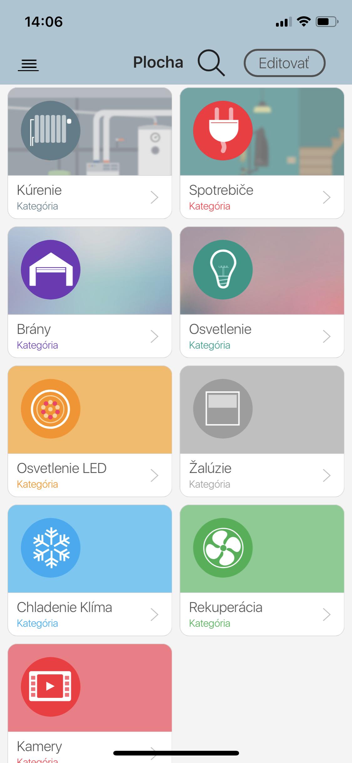 Taphome aplikácia